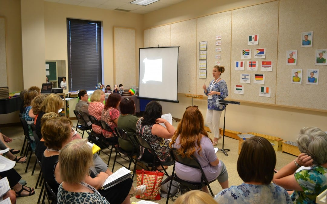 Darla Meek – It's Like Herding Cats: Classroom Management (2015 Alleluia Conference)