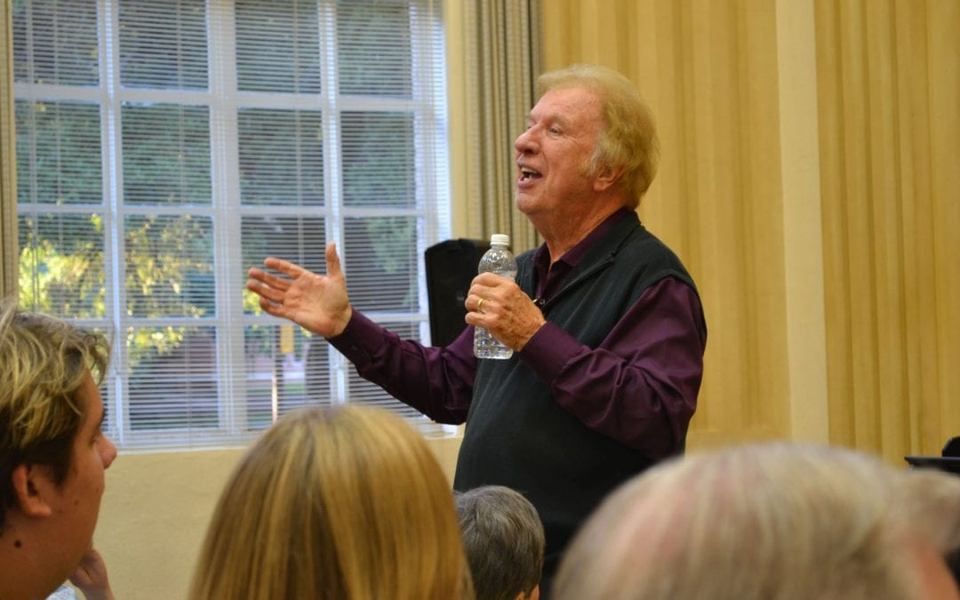Bill Gaither – Fall 2015 – Hearn Innovators Series