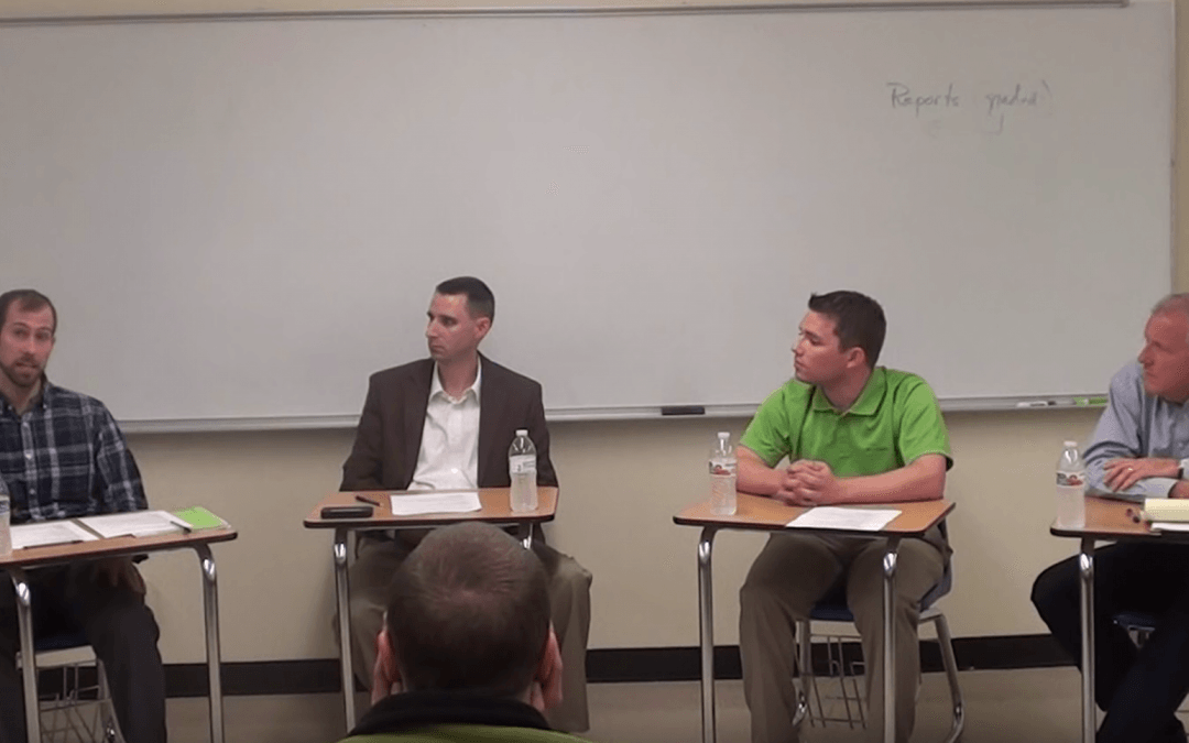 Church Music Alumni Panel – Fall 2015 – Church Music Forum