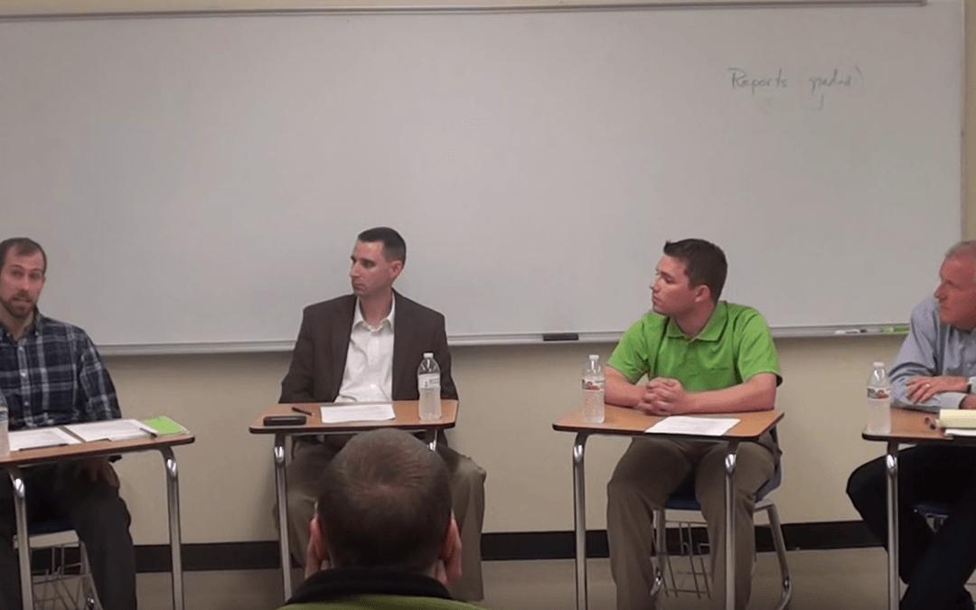Church Music Alumni Panel – Fall 2015 – Church Music Forum
