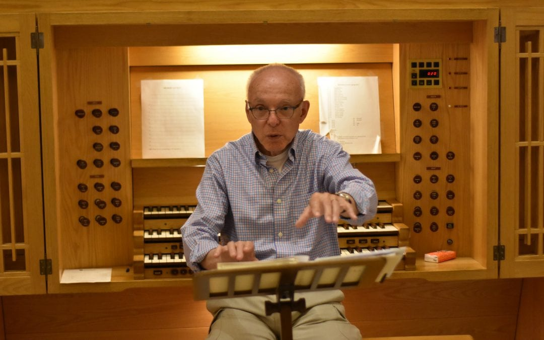 John Ferguson – Leading Congregational Song from the Organ Bench (2017 Alleluia Conference)