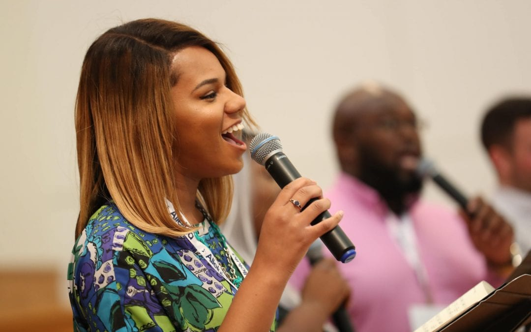 Lift Every Voice and Sing: A Celebration of Black Gospel Music (2017 Alleluia Conference)