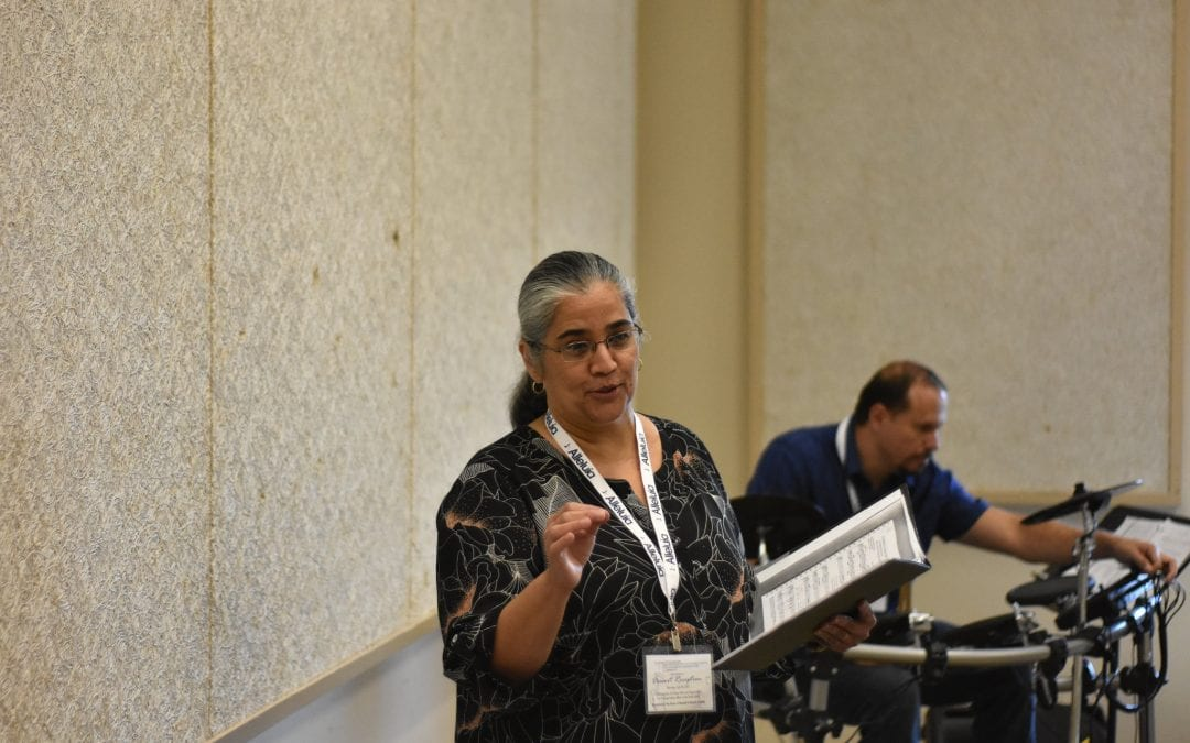 Maria Monteiro – The Double Minority Status of Hispanic Baptists in San Antonio (2017 Alleluia Conference)
