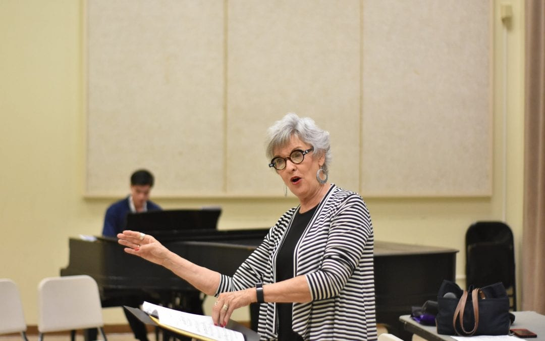 Janeal Krehbiel – Teaching Tone: Unhinge the Jaw, Unleash the Sound (2017 Alleluia Conference)