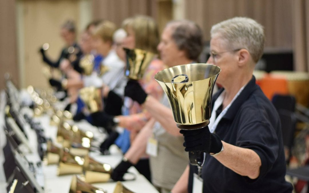 Ron Mallory – Composing and Arranging for Handbells (2018 Alleluia Conference)