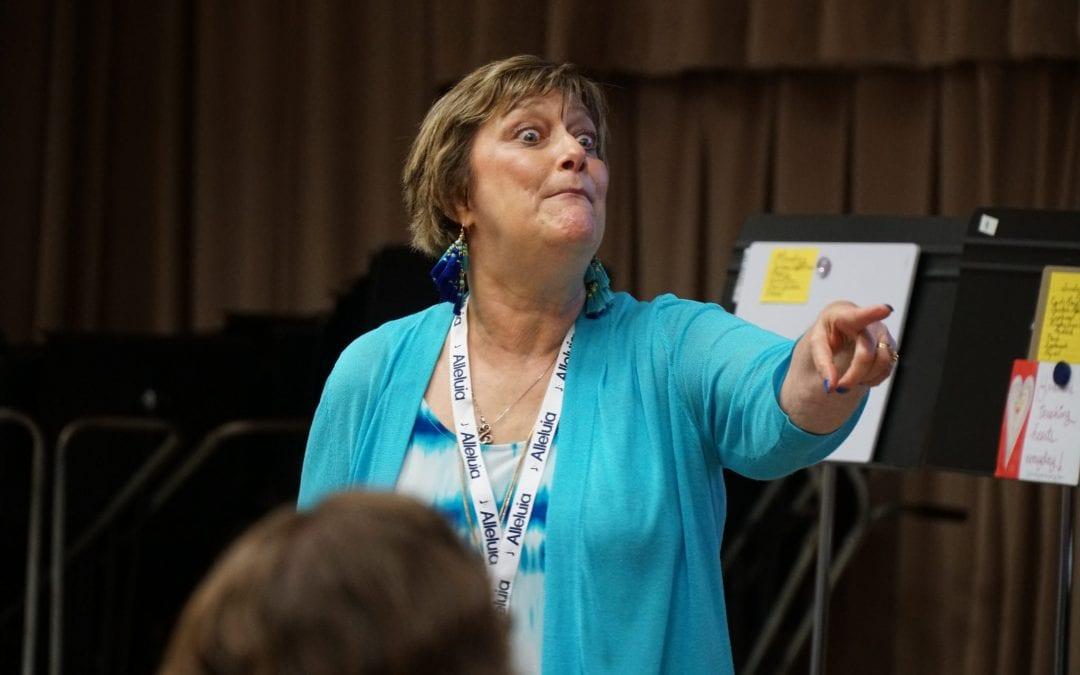 Terrie Preskitt Brown – Special Needs, Special Worship (2018 Alleluia Conference)