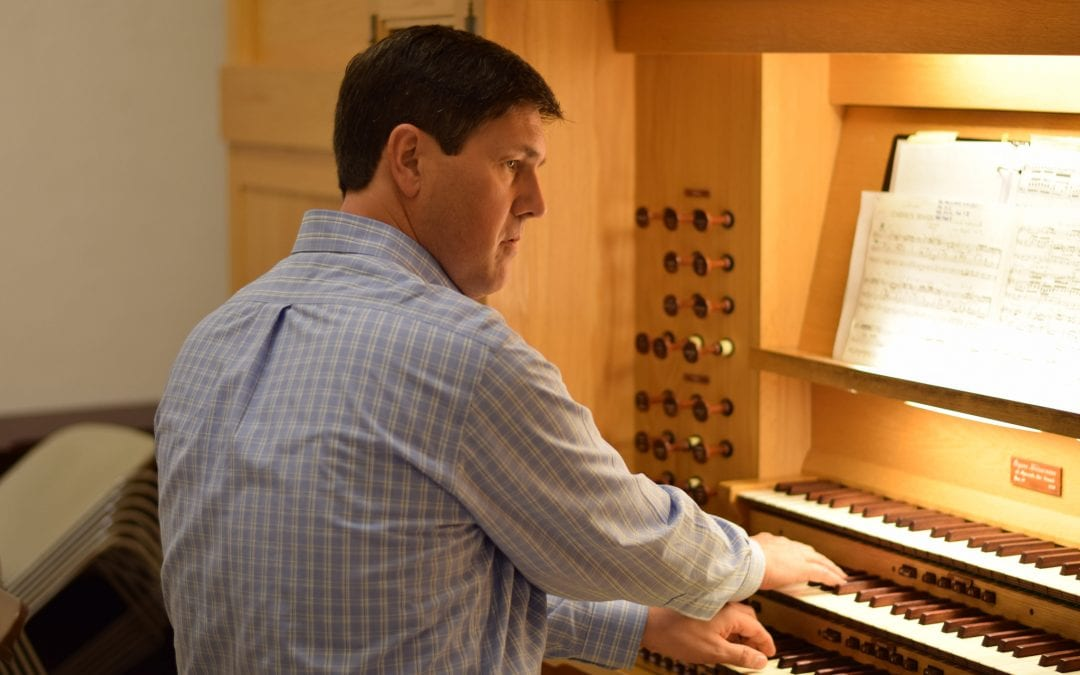 Jack Mitchener – Healthy Playing Techniques for the Organist (2018 Alleluia Conference)