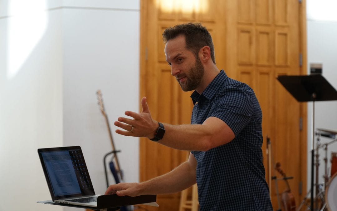 Josh Stewart – Recruiting and Keeping Musicians (2018 Alleluia Conference)