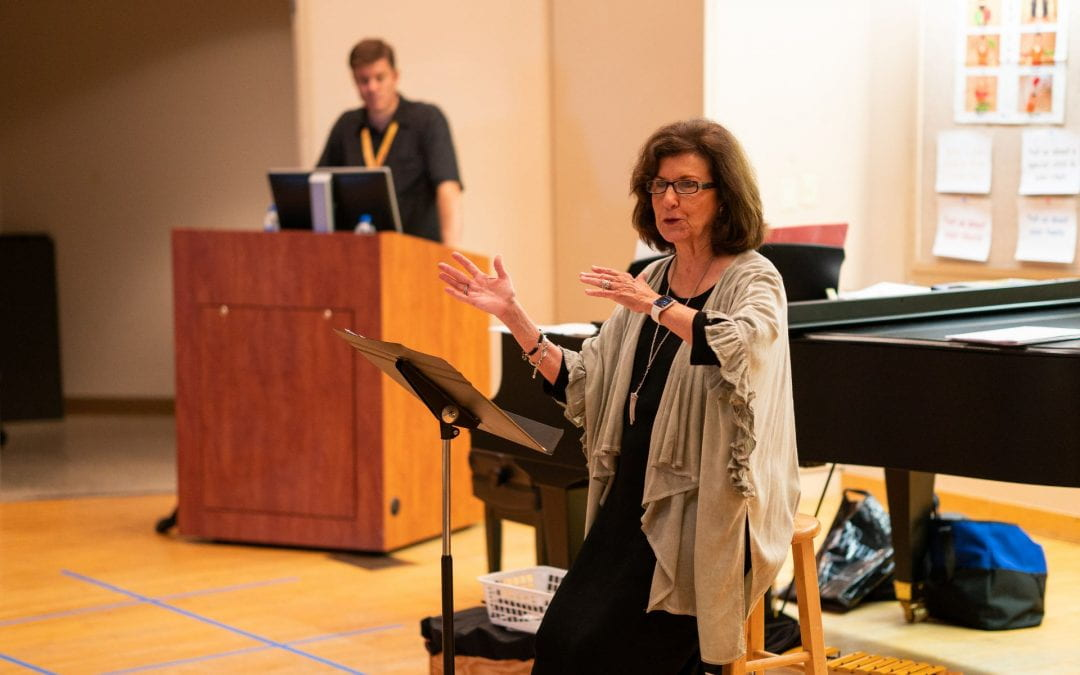 Wynn Anne Hook – Children and Singing (2019 Alleluia Conference)