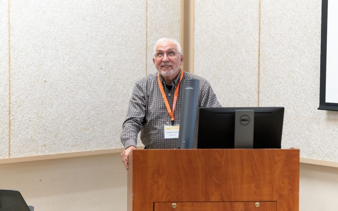 Thomas Coker – Perspectives and Values from 50 Years in Music Ministry (2019 Alleluia Conference)
