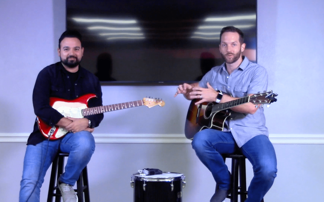 How to Talk to an Acoustic/Electric Player – 2020 Worship Lab CONNECT