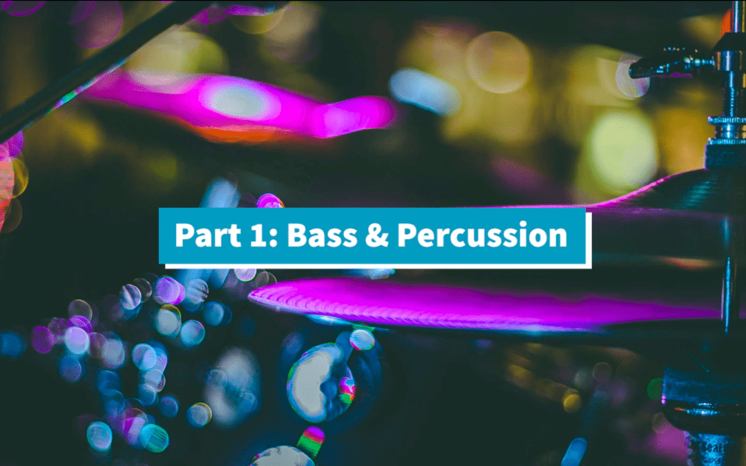 How to Talk to a Bass Player & Drummer (2020 Worship Lab CONNECT)