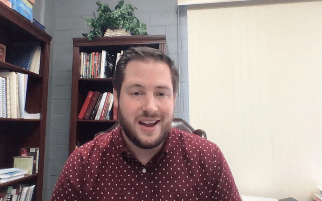 Jacob Sensenig – Leadership Session 2: Prayer (2020 Worship Lab CONNECT)