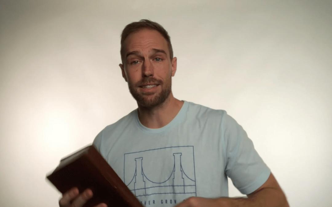 Jared Billups – Devotional (2020 Worship Lab CONNECT)