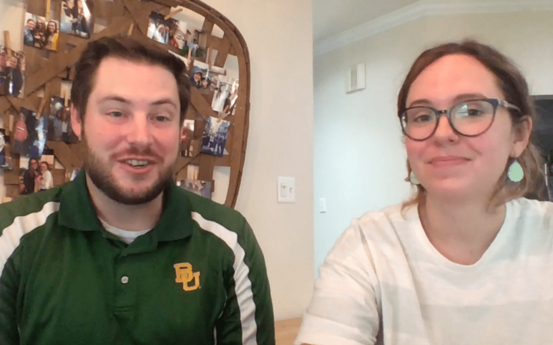 Jacob and Sarah Sensenig – Leadership Session: Calling (2020 Worship Lab CONNECT)
