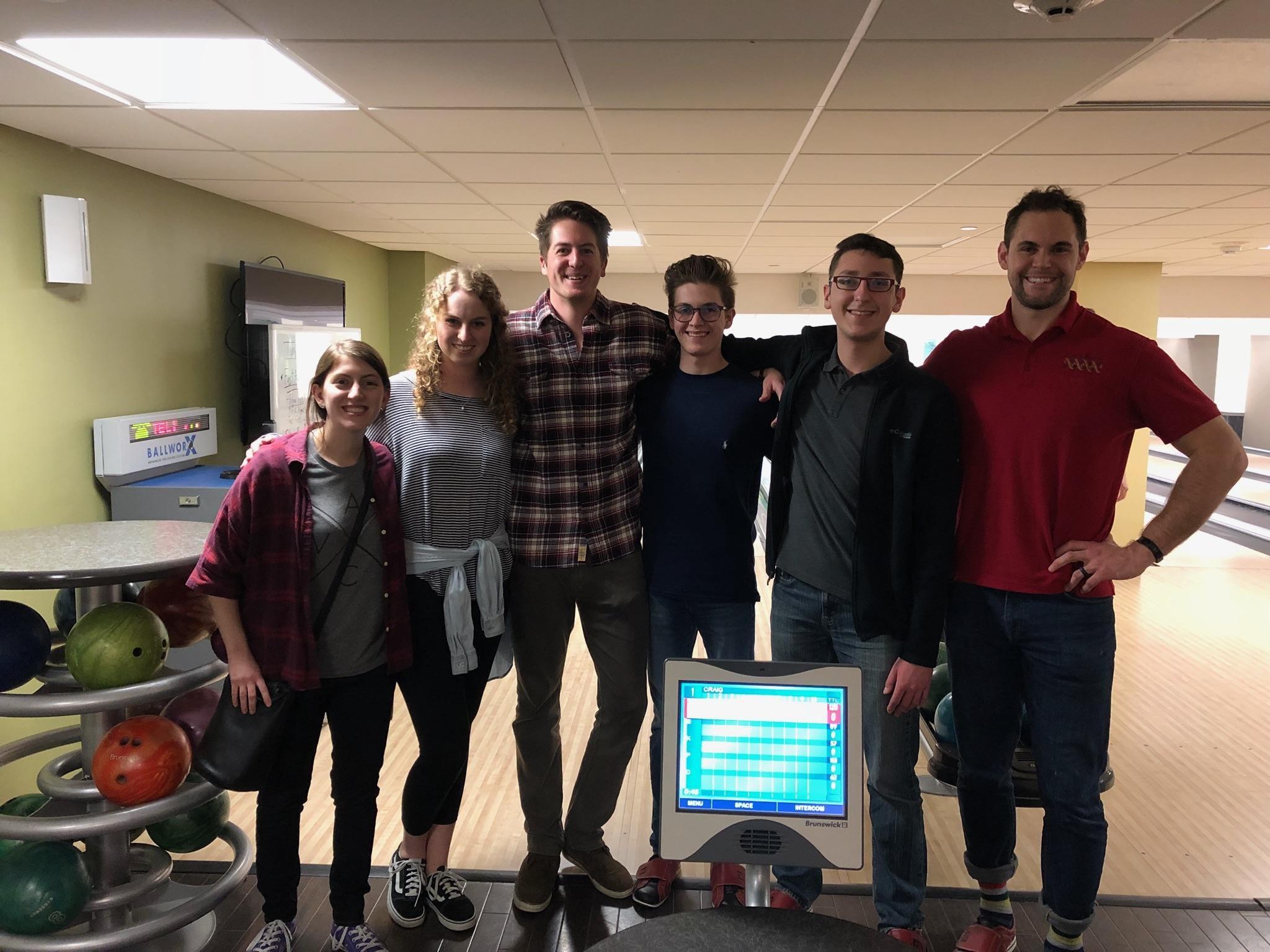 Bowling – February 2018