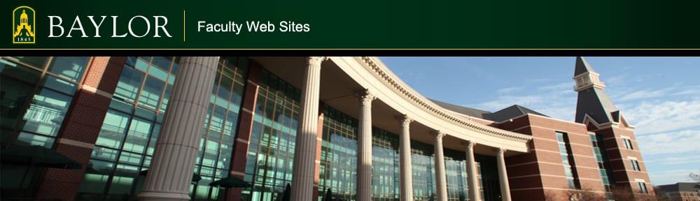 Sites @ Baylor University