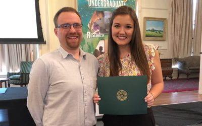 Congrats Rebecca!