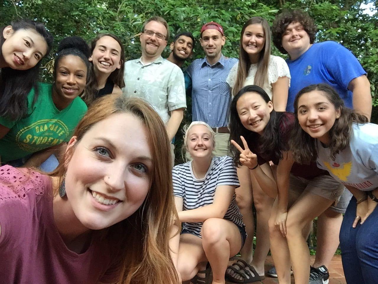 2019 Lab Selfie