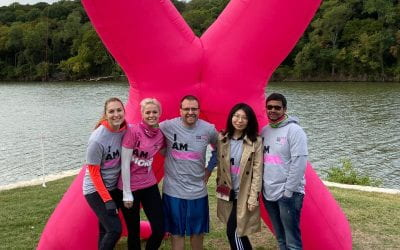 Taube Lab is More Than Pink!