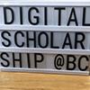 Let Your Digital Scholarship Skills Bloom