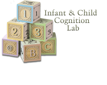 Infant and Child Cognition Lab