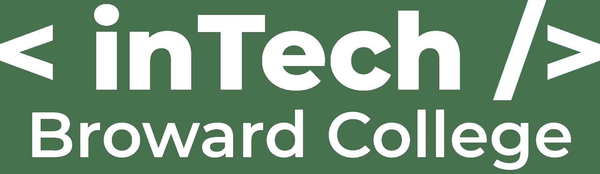 inTech club logo