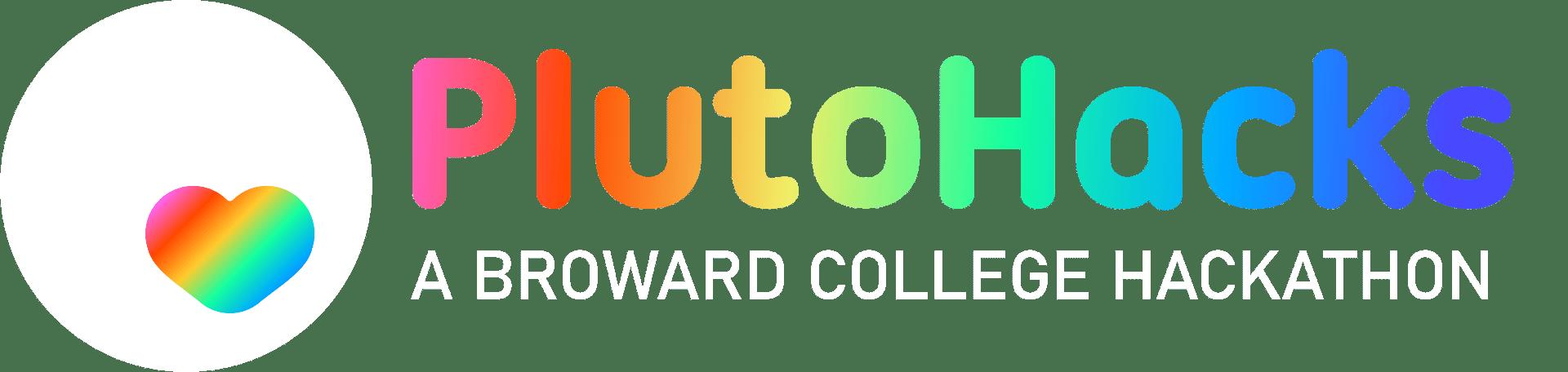 PlutoHacks logo
