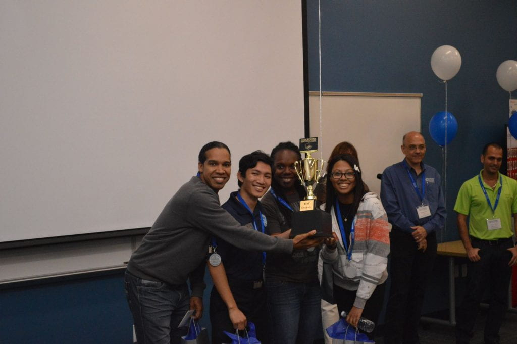 BC Hackathon 2016 - Best Overall