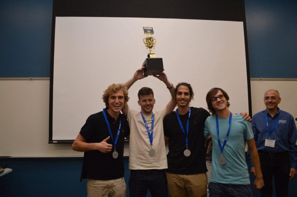 BC Hackathon 2016 - Best Presentation