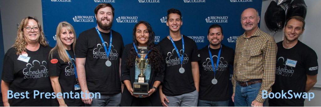 BC Hackathon 2017 - BookSwap