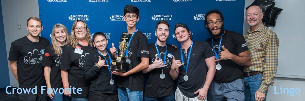 BC Hackathon 2017 - Lingo