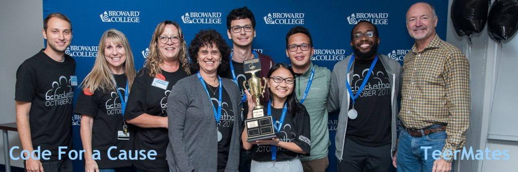 BC Hackathon 2017 - TeerMates