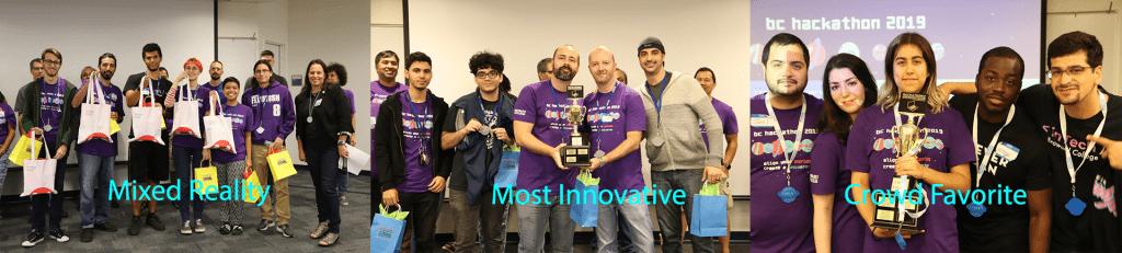 BC Hackathon 2019 - Winners 2