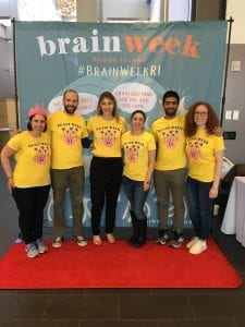 Photo of Brain Fair Committee