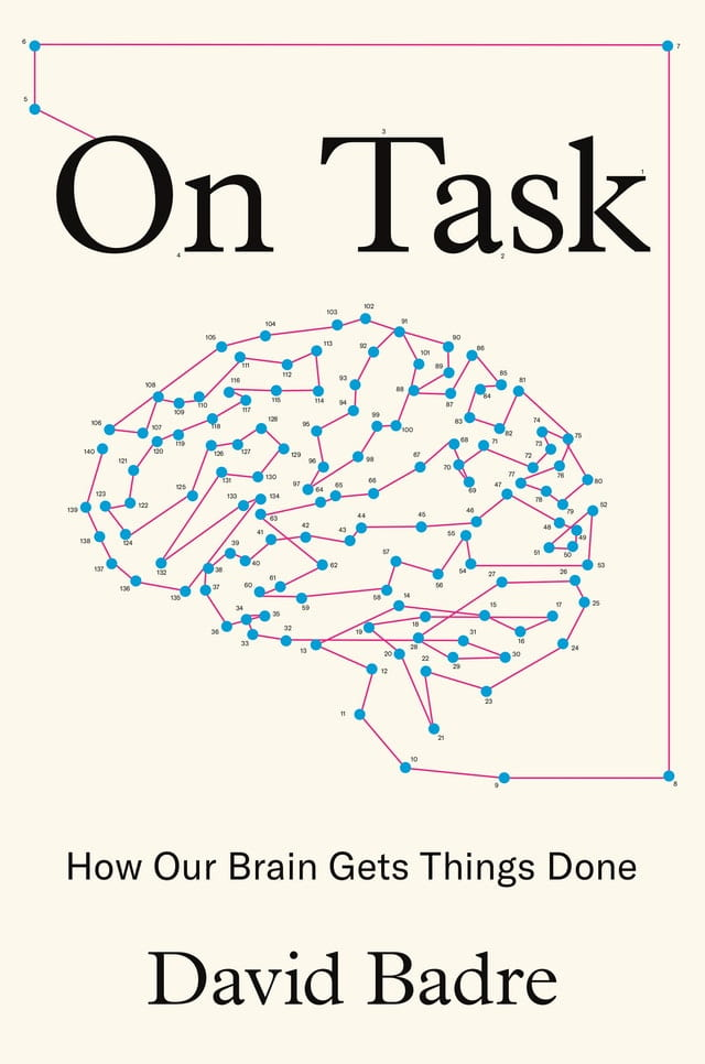"""On Task"" Book Cover"