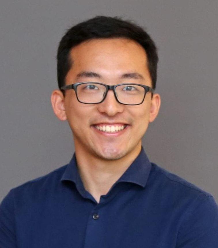 Yifei Bai portrait photo.
