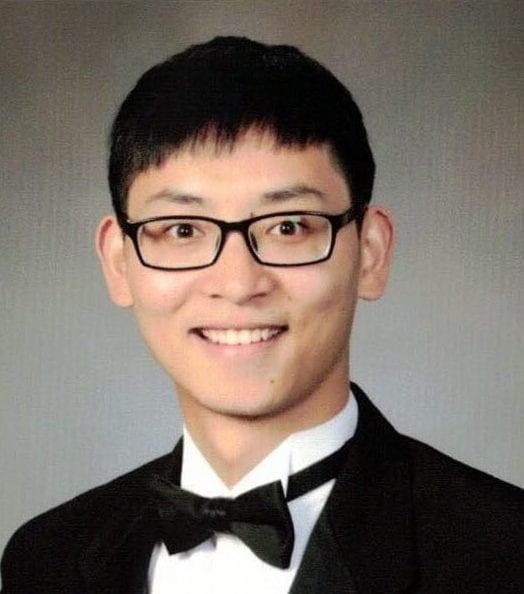 Dr. Jun Zhong portrait photo.
