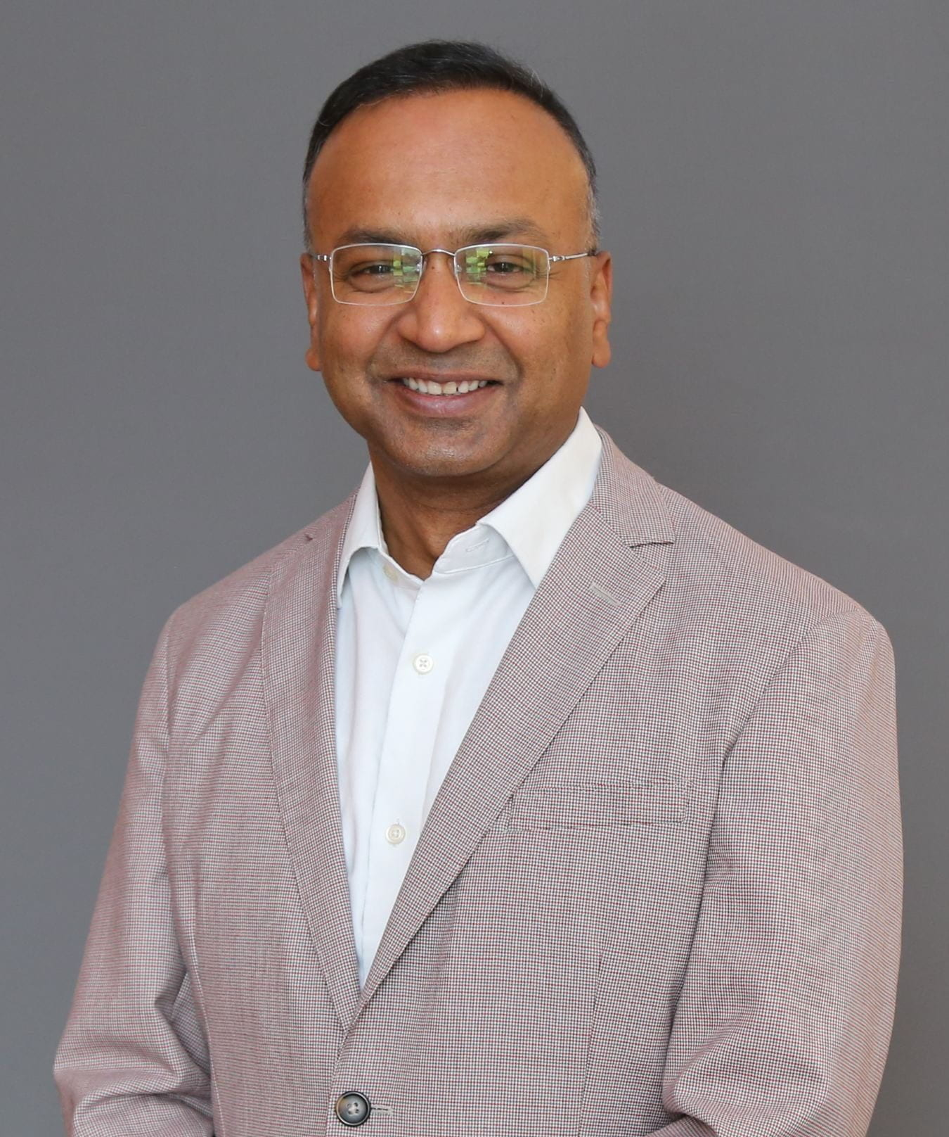 Dr. Srivastava portrait photo.