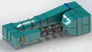 Animal Flight and Aeromechanics Wind Tunnel