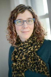 Principal Investigator Dr. Daphna Buchsbaum