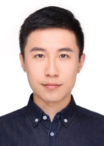 Xinyi Yu headshot