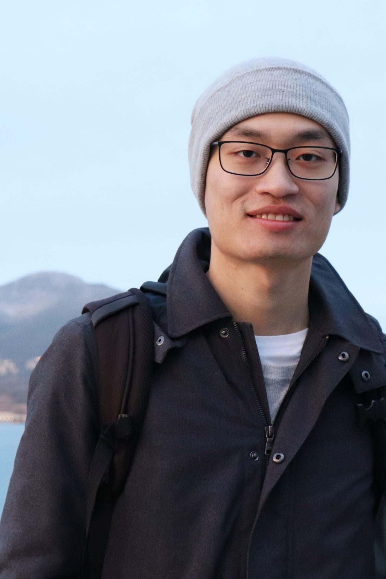 Jian Teng headshot