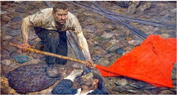 Comrade Jesus: An Epistolic Manifesto
