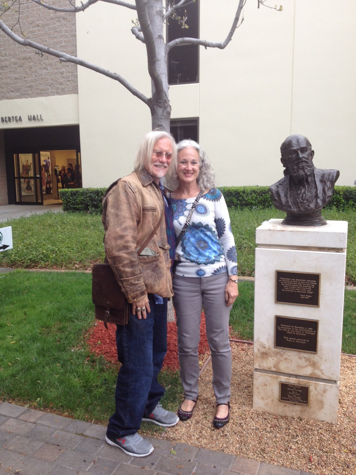 Peter and Christine Sleeter