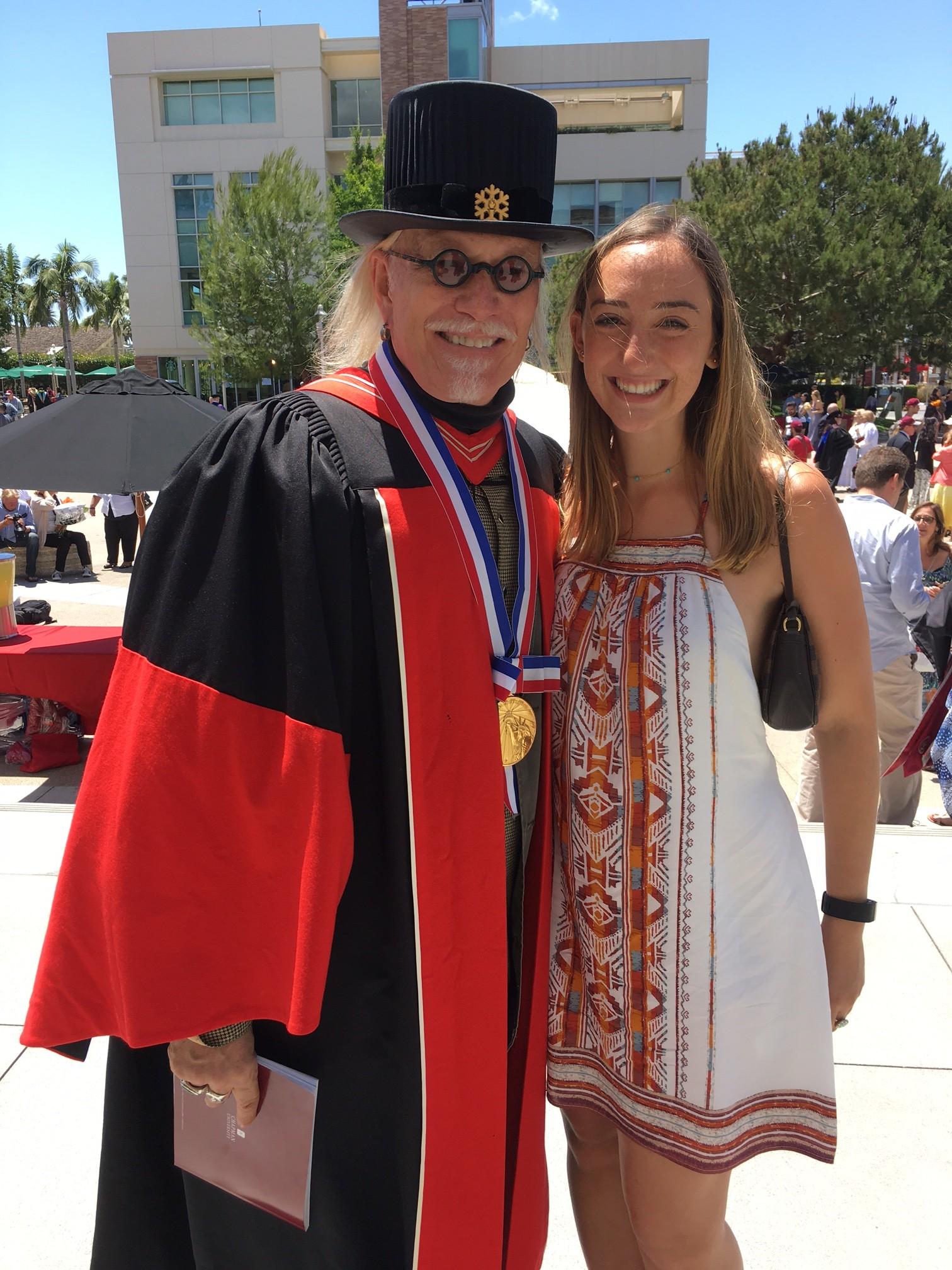 2016 Chapman University Graduation