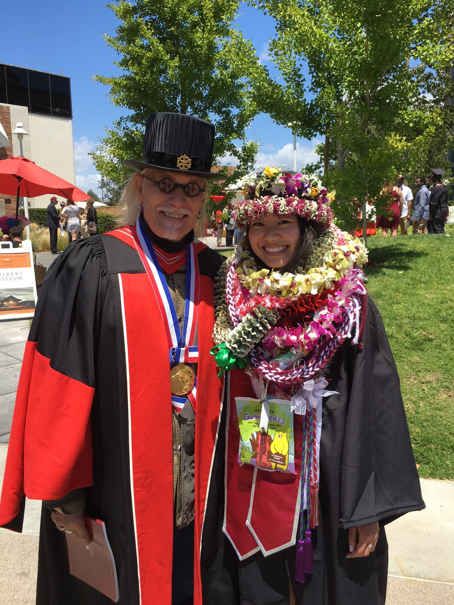2016 Chapman University Graduation2