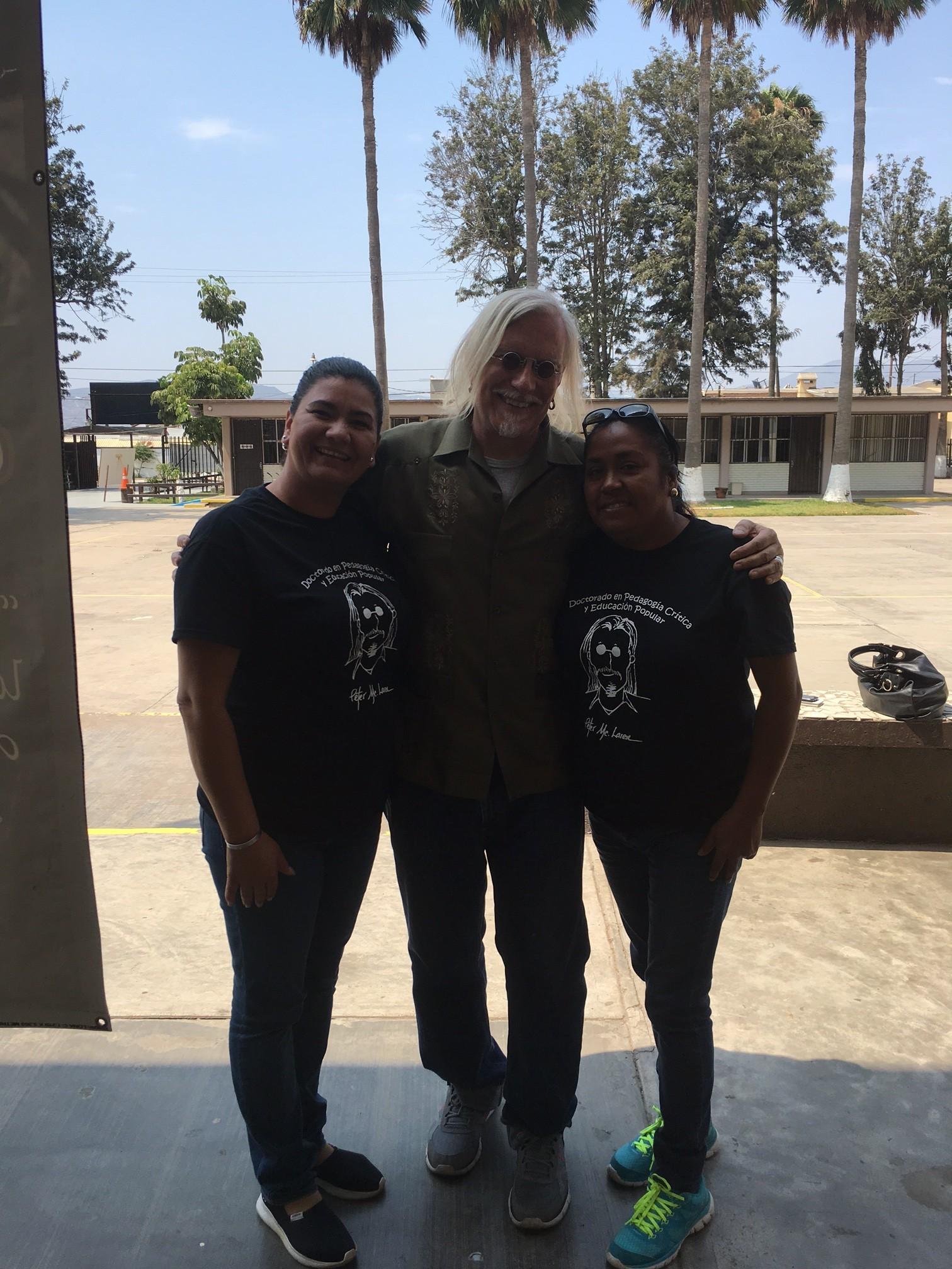 Students at Instituto McLaren