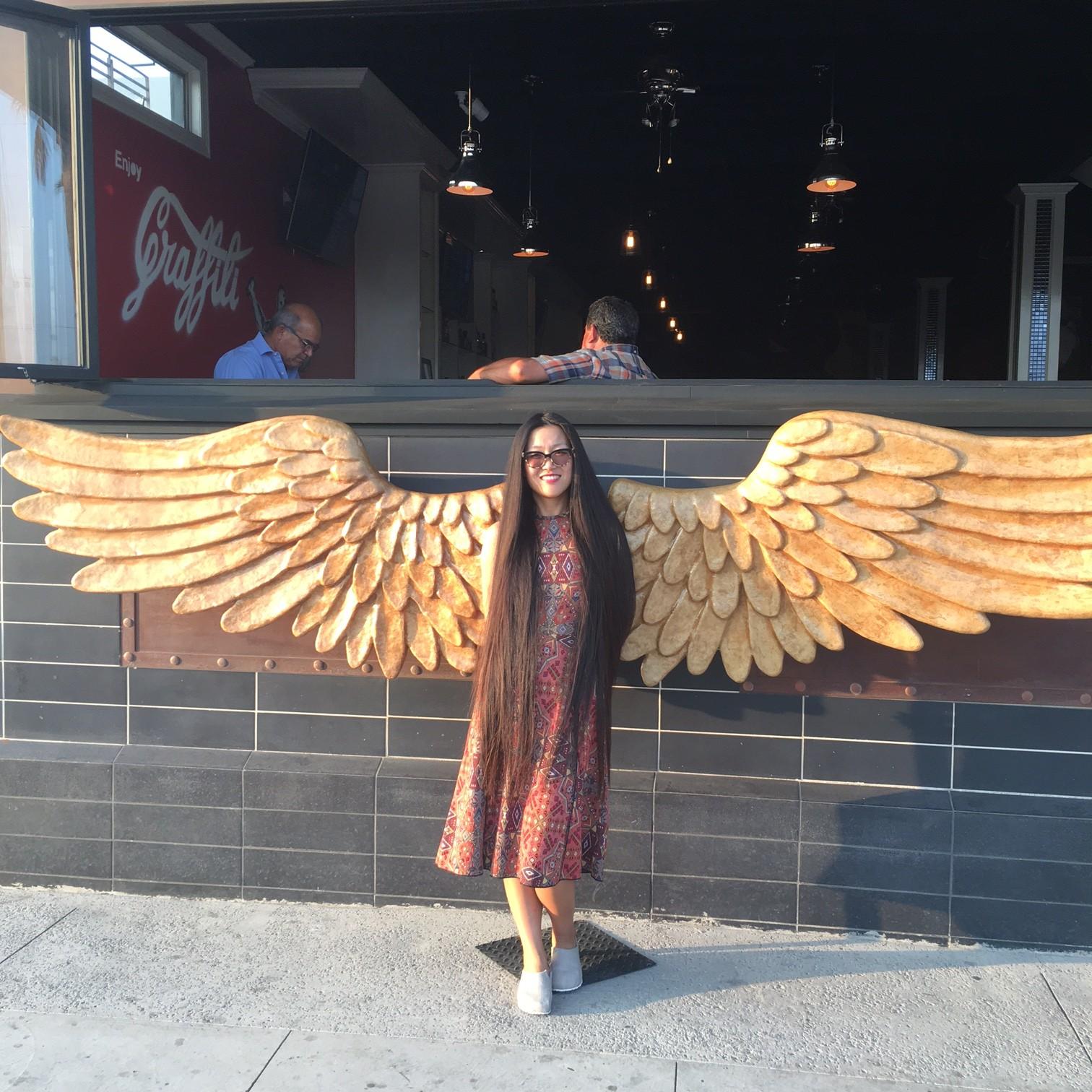 Angie in Ensenada