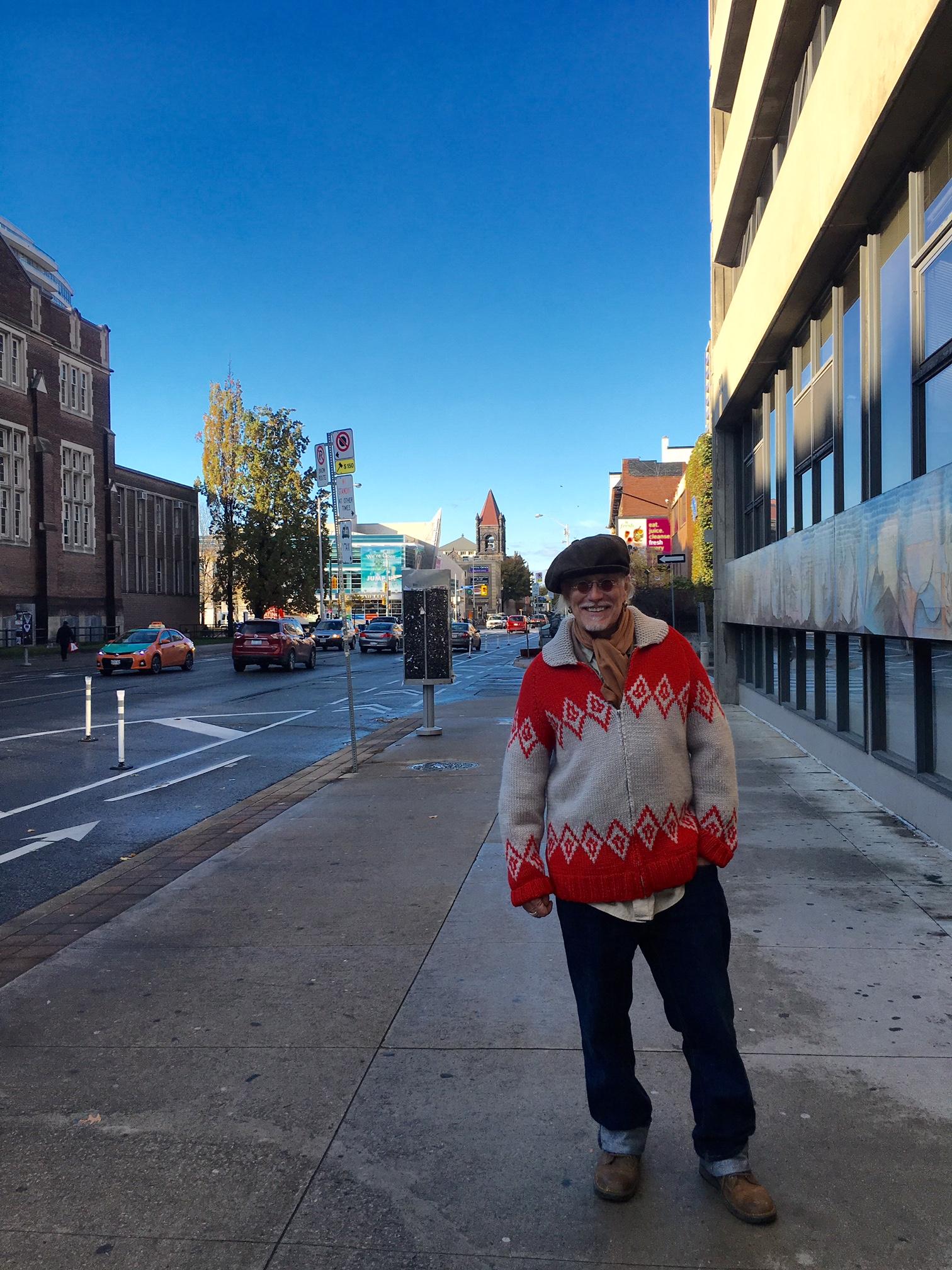 Peter in Toronto